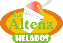 Helados La Alteña Monterrey Logo